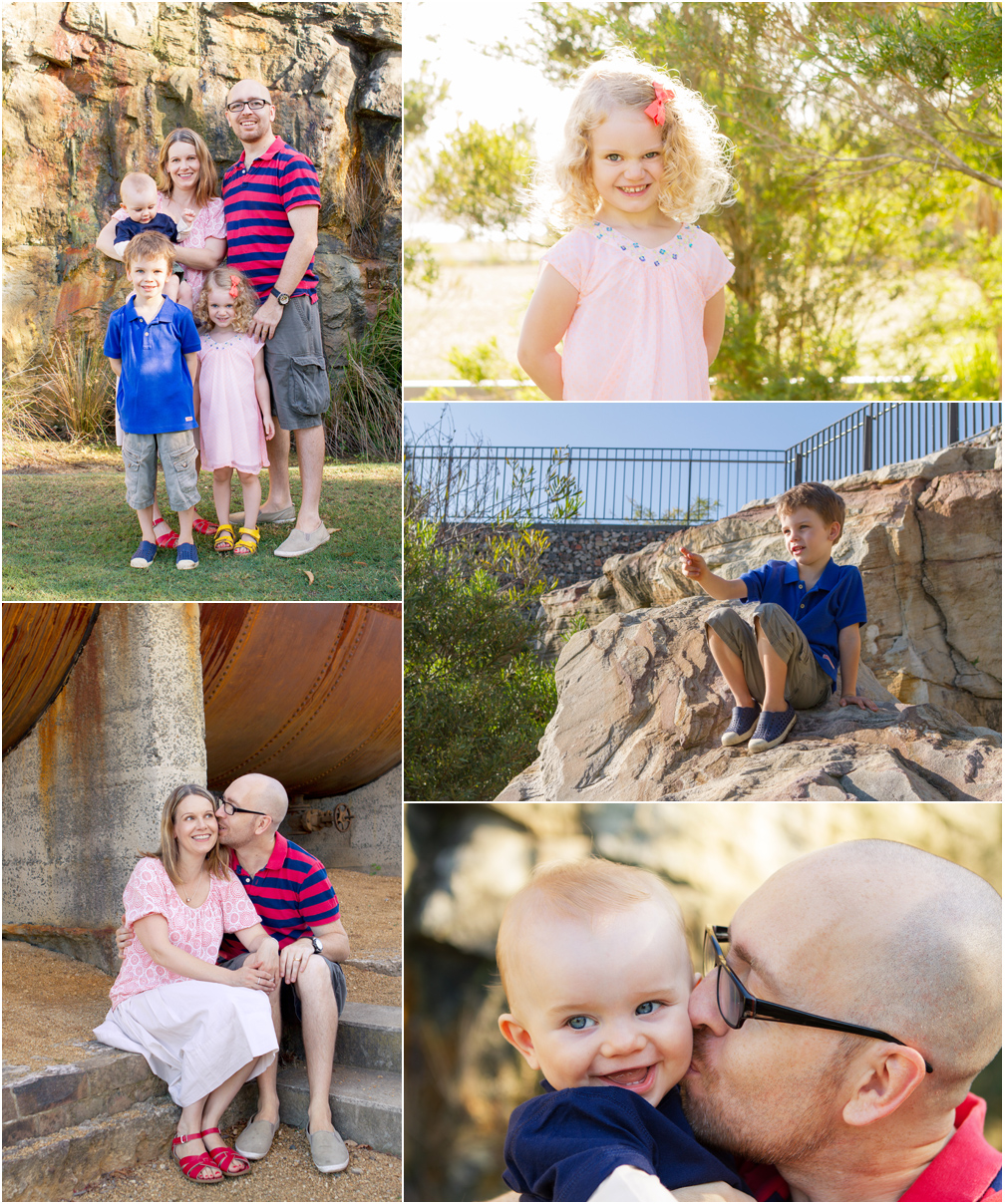 Ballast Point Park, Sydney, Family Photography